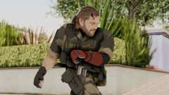 MGSV The Phantom Pain Venom Snake No Eyepatch v4