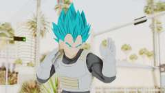 Dragon Ball Xenoverse Vegeta SSGSS for GTA San Andreas