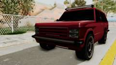 Huntley LR for GTA San Andreas