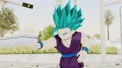 Dragon Ball Xenoverse Gohan Teen DBS SSGSS2 v1