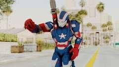 Marvel Heroes - Iron Patriot