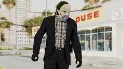 Joker Heist Outfit GTA 5 Style