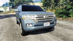 Toyota Land Cruiser 200 2016 v1.1