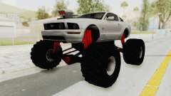 Ford Mustang 2005 Monster Truck