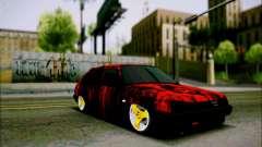2109 Aggressive for GTA San Andreas