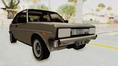 Fiat 131 Supermirafiori for GTA San Andreas