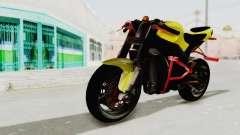 Kawasaki Ninja ZX-10R Nakedbike Stunter