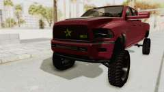 Dodge Ram Megacab Long Bed for GTA San Andreas