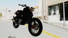 Honda Super Cub Modif Moge