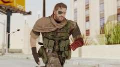MGSV The Phantom Pain Venom Snake Scarf v6