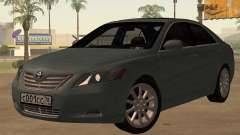 Toyota Camry 2007 for GTA San Andreas