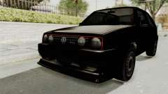 Volkswagen Golf 2 Tuning