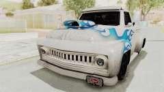 GTA 5 Slamvan Race PJ1