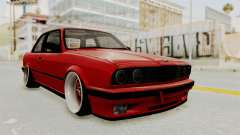 BMW M3 E30 Camber Low for GTA San Andreas