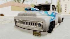 GTA 5 Slamvan Lowrider PJ1 for GTA San Andreas
