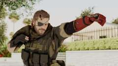 MGSV The Phantom Pain Venom Snake Scarf v4