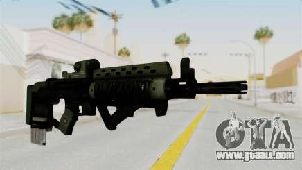 Killzone - M82 Assault Rifle for GTA San Andreas