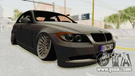 BMW 330i E92 Camber for GTA San Andreas
