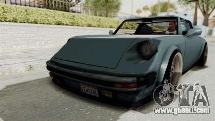 Comet 911 GermanStyle for GTA San Andreas