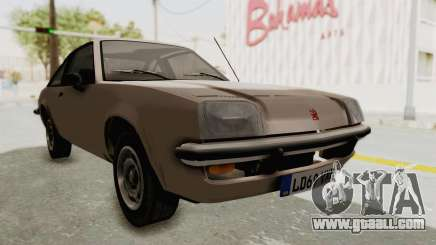 Vauxhall Cavalier MK1 Coupe for GTA San Andreas