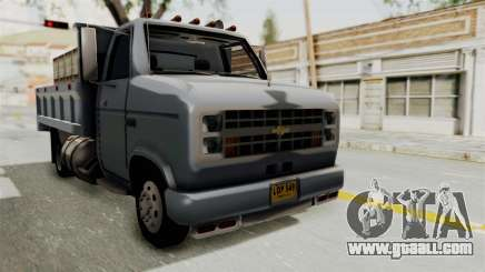 Chevrolet G30 for GTA San Andreas