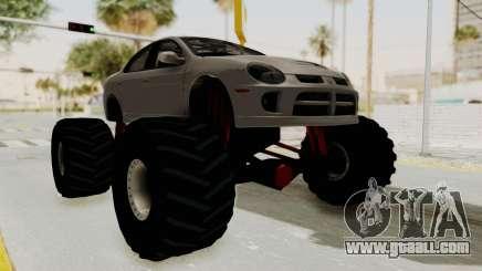 Dodge Neon Monster Truck for GTA San Andreas