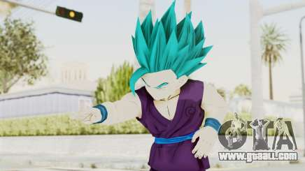 Dragon Ball Xenoverse Gohan Teen DBS SSGSS2 v1 for GTA San Andreas