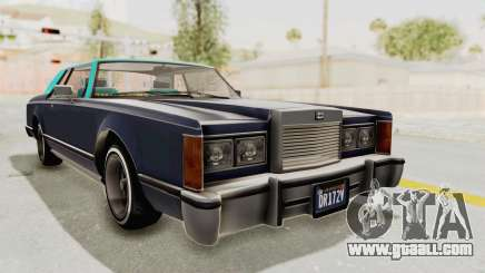 GTA 5 Dundreary Virgo Classic Custom v2 IVF for GTA San Andreas