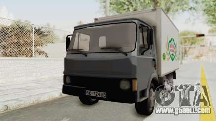 Zastava 640 for GTA San Andreas