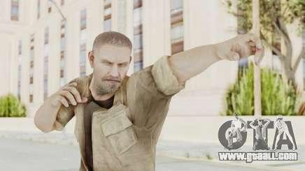COD BO Reznov Macv for GTA San Andreas