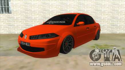 Renault Megane II Special TR for GTA San Andreas