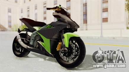 Yamaha MX King 150 Modif 250 GP for GTA San Andreas