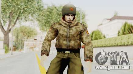Russian Solider 3 from Freedom Fighters for GTA San Andreas