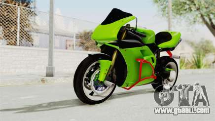 Ducati 998R Modif Stunt for GTA San Andreas