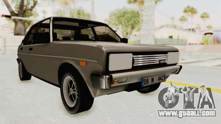 Fiat 131 Supermirafiori for GTA San Andreas