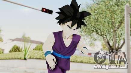 Dragon Ball Xenoverse Gohan Teen DBS SJ v1 for GTA San Andreas