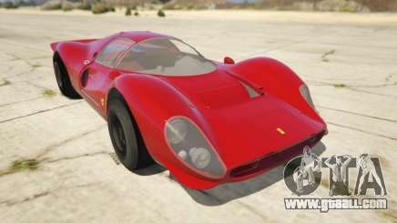 Ferrari 330 P4 1967 for GTA 5