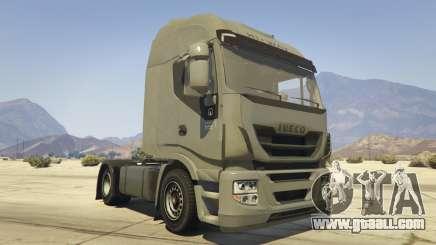 Iveco Stralis HI-WAY for GTA 5