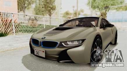 BMW i8-VS 2015 for GTA San Andreas