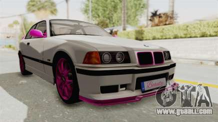 BMW M3 E36 Beauty for GTA San Andreas