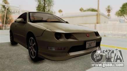 Acura Integra Fast N Furious for GTA San Andreas