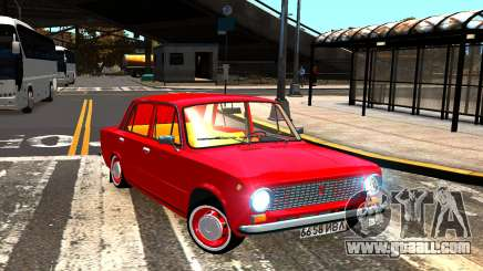 VAZ 21011 Factory for GTA 4