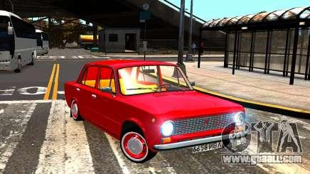 VAZ 21011 Factory for GTA 4