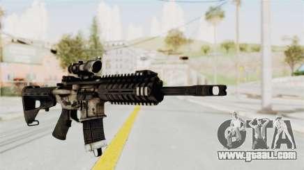 P416 for GTA San Andreas