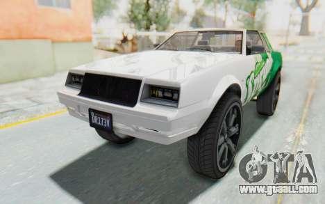 GTA 5 Willard Faction Custom Donk v3 IVF for GTA San Andreas