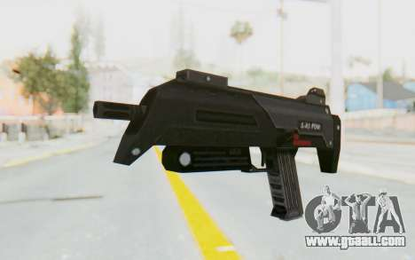 APB Reloaded - S-AS PDW for GTA San Andreas