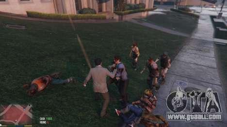 GTA 5 Zombies 1.4.2a seventh screenshot