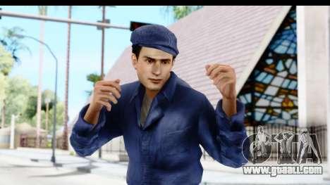 Mafia 2 - Vito Empire Arms for GTA San Andreas
