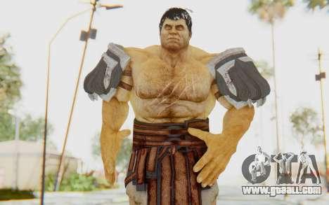 Hercules Skin v3 for GTA San Andreas