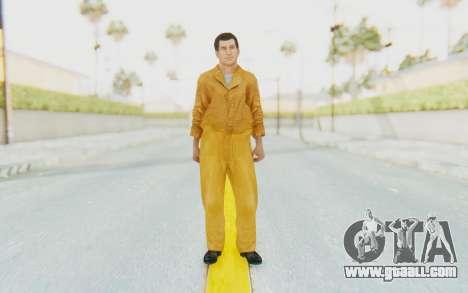 Mafia 2 - Joe Robber for GTA San Andreas second screenshot